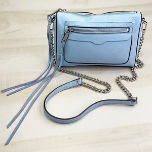 Rebecca Minkoff Mini Mac Leather Crossbody